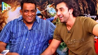 Ranbir Kapoor & Anurag Basu Are SUPER FUNNY In How Well Do You Know Each Other Quiz   Jagga Jasoos