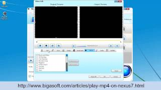 How to Convert MP4 to Nexus 7 to Play Any MP4 on Nexus 7 with Nexus 7 Video Converter?