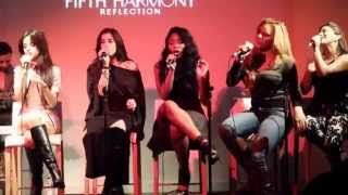 Fifth Harmony - I'm In Love With A Monster (Acoustic)