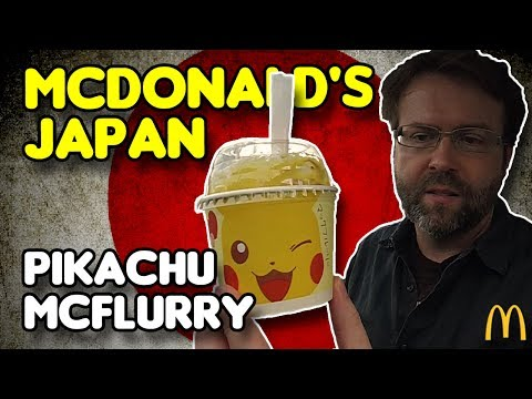 Xxx Mp4 McDonald S Japan Pikachu McFlurry 3gp Sex