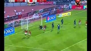 اهداف مباراة الاهلى & انبى 2-1 والصعود للقمة الاسبوع 25