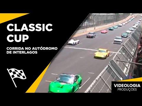 Classic Cup Corrida no Autódromo de Interlagos