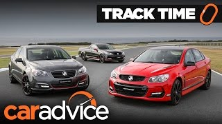 2017 Holden Commodore Magnum track review | CarAdvice