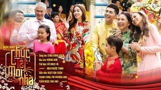 Chúc Tết Mọi Nhà - Hồ Ngọc Hà, Noo Phước Thịnh (Official Music Video)