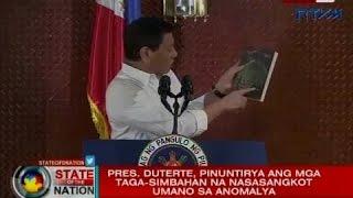 Bishop Bacani at Archbishop Emeritus Cruz, sinagot ang mga pahayag ni Pangulong Duterte