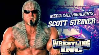Scott Steiner Media Call Highlights: Triple H And Stephanie McMahon, Hulk Hogan, WWE HOF Ban, Taker