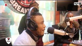 Alikiba Interview kwa Dj Sbu BreakFast Show Jo'burg South Africa