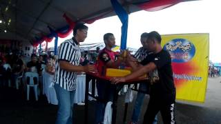 Faiz Razin-Abdul Rohhim Arm Wrestling Competition Carnival Kemas4u