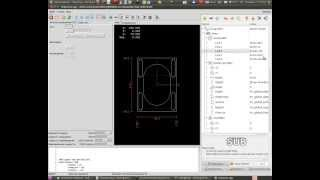 LinuxCNC Feautres tutorial #1 Making motor mount