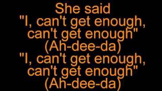 J. Cole - Can't Get Enough Ft. Trey Songz  Lyrics on Screen