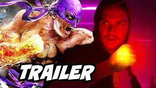 Iron Fist Season 2 Trailer - Immortal Weapons Fight Scene Explained