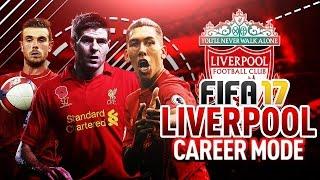 FIFA 17 Liverpool Career Mode: GERRARD = GOAL MACHINE!! - HE IS BETTER THAN EVER! - Episode 12