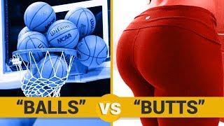 BALLS VS BUTTS - Google Trends Show