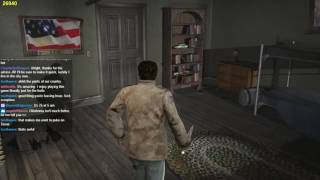 [Stream] Silent Hill: Homecoming 2017-06-21 1/5
