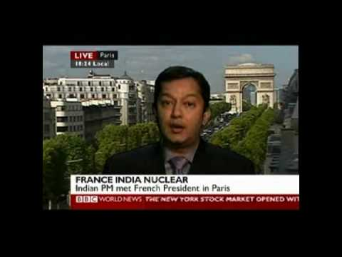 Xxx Mp4 BBC Correspondent Akash Soni On The Indo French Nuclear Deal 3gp Sex
