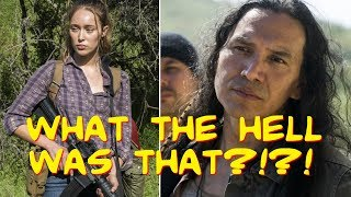 FEAR THE WALKING DEAD SEASON 3 Episode 7 & 8 FINALE Review & LIVE Chat