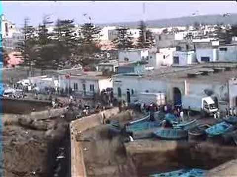 Visite de Essaouira Mogador au Maroc