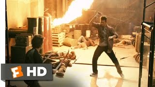 Brave (8/10) Movie CLIP - Deadly Weapons (2007) HD