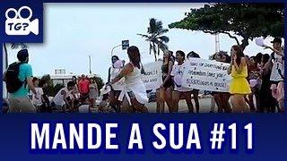 PEGADINHA : TROLLANDO FÃS DE JUSTIN BIEBER - MANDE A SUA #11