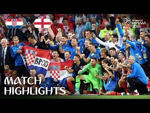 Xxx Mp4 Croatia V England 2018 FIFA World Cup Russia™ Match 62 3gp Sex