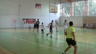 friendly game U16 - U-BT 1 Cluj  vs U-BT 2 Cluj  - Quarter 1
