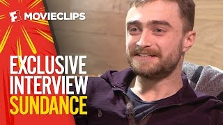 'Swiss Army Man' Sundance Cast Interview (2016) Variety