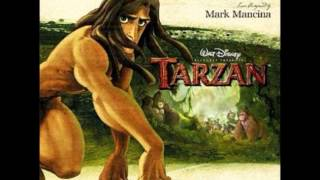 Tarzan OST - 5 - Strangers Like Me