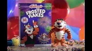 Happy Birthday Tony the tiger commercial