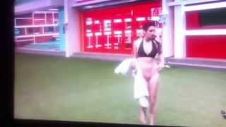 Big Brother Canada Hot tub guy spooked by Rachel