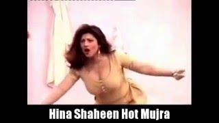 Pakistani  Stage Dance  Hina Shaheen Big Size Hot Mujra Ek wari Lag Sene - Pakistani Punjabi New Sta