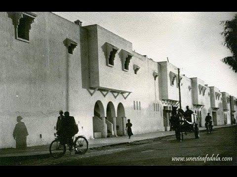 La ville de Mohammedia comme on l à connue avant que les vandales débarquent.