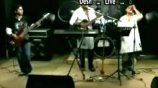 Desh Live Song _ Tangra _Arranged By Proyash ...
