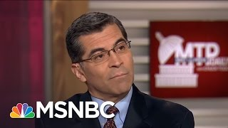 AG Becerra: I Will Find Ways To Stop Donald Trump