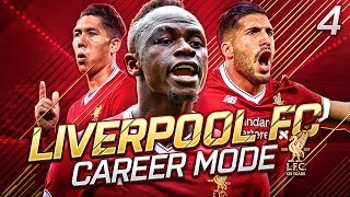 FIFA 18 Liverpool Career Mode #4 - THE MOST EPIC LONGSHOT OF FIFA 18!