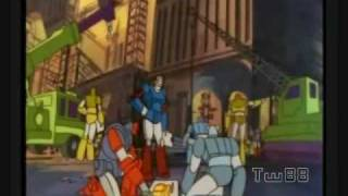 Transformers G1 Cartoon Continuity
