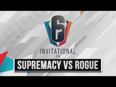 Xxx Mp4 Six Invitational 2018 Supremacy VS Rogue 3gp Sex