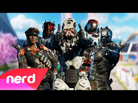 Black Ops 3 Rap Battle | Specialists | #NerdOut