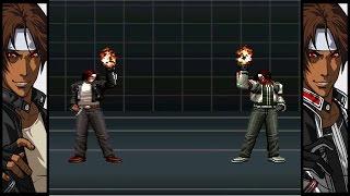 Mugen - Kusanagi (XI version) vs. Kusanagi (Maximum Impact Version) - Mirror Match