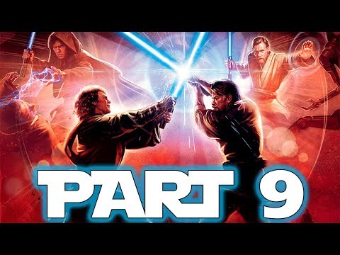 Star Wars Episode III: Revenge Of The Sith - Let's Play - Part 9 -