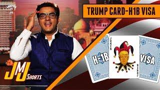 JMJ Shorts#1 | Trump Card: H1B Visa I HAPPII-FI