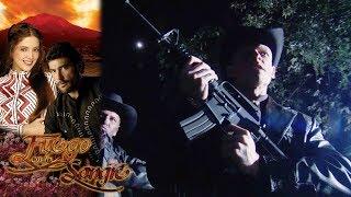 ¿Por qué el coyote defiende a los Reyes? |Fuego en la Sangre |Televisa