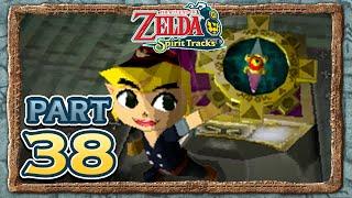 The Legend of Zelda: Spirit Tracks - Part 38 - Compass of Light!
