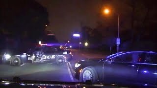 Police Chase 2 Stolen Vehicle. Greenfield Police, Wisconsin
