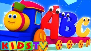 Bob The Train | Alphabet Adventure | abc Song | abcd song | kids tv show | Cartoon abc songs | abcd