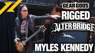 RIGGED: Alter Bridge's MYLES KENNEDY