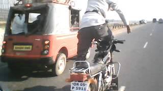 odisha bike stunt ( super khilade )
