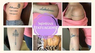 Minhas Tatuagens - Dai Macedo