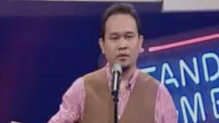 Stand up comedy indonesia terlucu Cak Lontong dengan gaya slengeannya