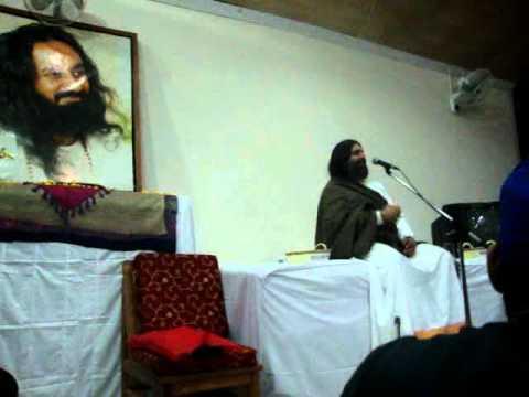 JAI JAI RADHA RAMAN HARI BOL by Rishi Nitya Pragya Ji at Solan AMC on 11-Mar-12