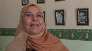 Mujeres parlamentarias en Argelia